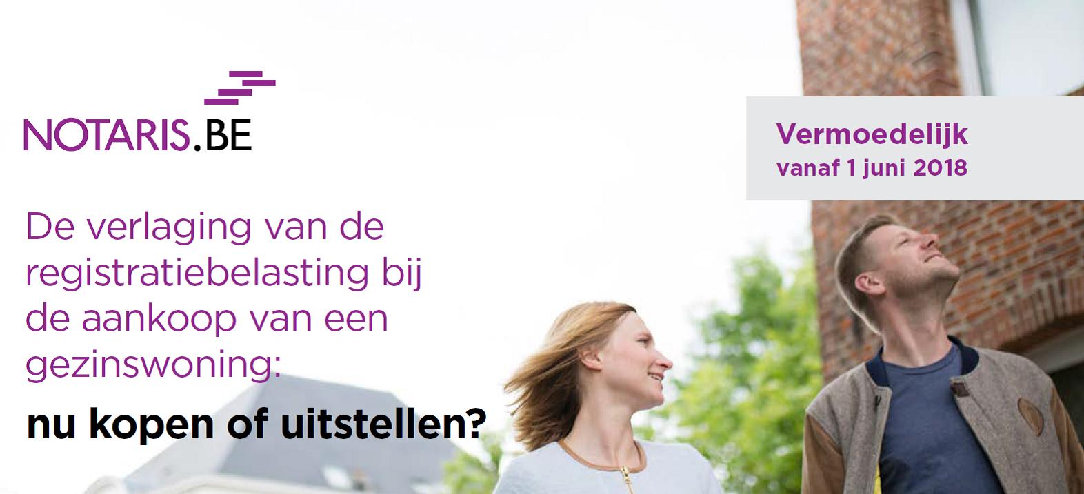 Een woning kopen in Vlaanderen: meteen in actie schieten of nog even uitstellen?