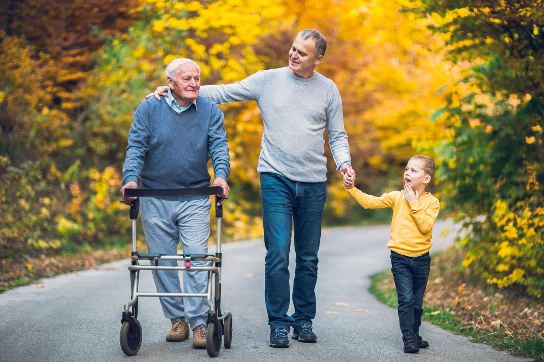 Zorgwonen: met je ouders onder één dak
